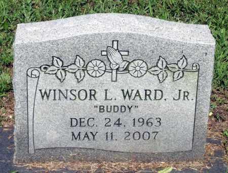 WARD, WINSOR L., JR. - Gloucester County, Virginia   WINSOR L., JR. WARD - Virginia Gravestone Photos