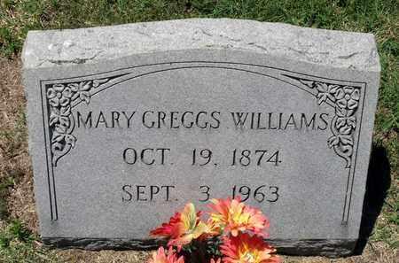 WILLIAMS, MARY - Gloucester County, Virginia | MARY WILLIAMS - Virginia Gravestone Photos