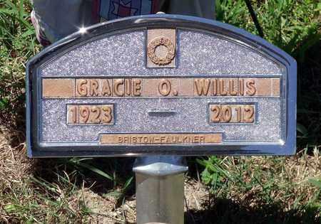 WILLIS, GRACIE O. - Gloucester County, Virginia | GRACIE O. WILLIS - Virginia Gravestone Photos