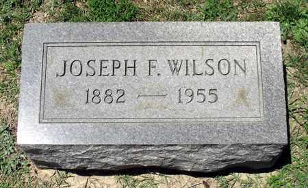WILSON, JOSEPH F. - Gloucester County, Virginia   JOSEPH F. WILSON - Virginia Gravestone Photos