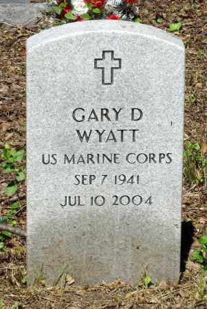 WYATT, GARY D. - Gloucester County, Virginia | GARY D. WYATT - Virginia Gravestone Photos