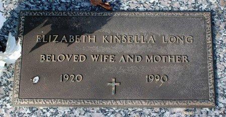 LONG, ELIZABETH - Goochland County, Virginia | ELIZABETH LONG - Virginia Gravestone Photos