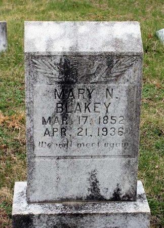BLAKEY, MARY N. - Greene County, Virginia | MARY N. BLAKEY - Virginia Gravestone Photos