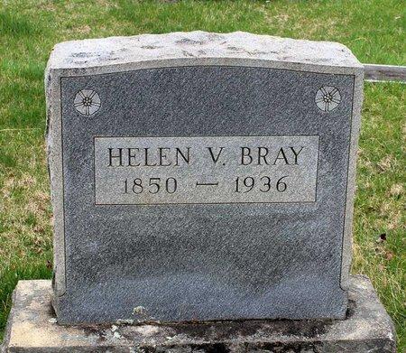 BRAY, HELEN V. - Greene County, Virginia | HELEN V. BRAY - Virginia Gravestone Photos