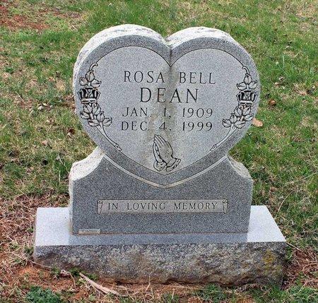 BELL DEAN, ROSA - Greene County, Virginia   ROSA BELL DEAN - Virginia Gravestone Photos