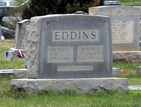 EDDINS, MATTIE B. - Greene County, Virginia | MATTIE B. EDDINS - Virginia Gravestone Photos