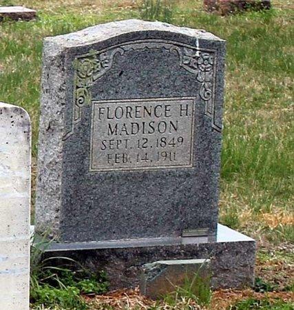 MADISON, FLORENCE H. - Greene County, Virginia | FLORENCE H. MADISON - Virginia Gravestone Photos