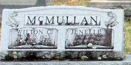MCMULLAN, WILTON C. - Greene County, Virginia | WILTON C. MCMULLAN - Virginia Gravestone Photos