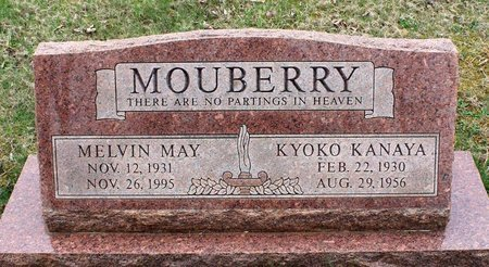 MOUBERRY, MELVIN MAY - Greene County, Virginia | MELVIN MAY MOUBERRY - Virginia Gravestone Photos
