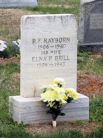 RAYBORN, ELNA P. - Greene County, Virginia | ELNA P. RAYBORN - Virginia Gravestone Photos