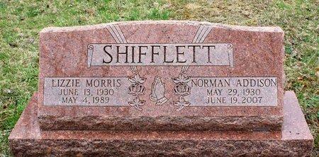 SHIFFLETT, LIZZIE MORRIS - Greene County, Virginia | LIZZIE MORRIS SHIFFLETT - Virginia Gravestone Photos