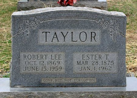 TAYLOR, ROBERT LEE - Greene County, Virginia | ROBERT LEE TAYLOR - Virginia Gravestone Photos