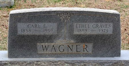 GRAVES WAGNER, ETHEL - Greene County, Virginia   ETHEL GRAVES WAGNER - Virginia Gravestone Photos