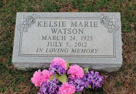 WATSON, KELSIE MARIE - Greene County, Virginia | KELSIE MARIE WATSON - Virginia Gravestone Photos