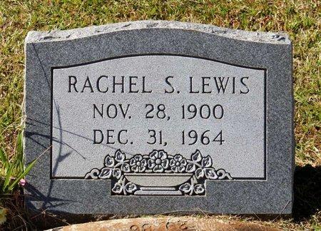 LEWIS, RACHEL S. - Greensville County, Virginia | RACHEL S. LEWIS - Virginia Gravestone Photos