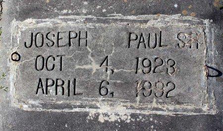 PAUL, JOSEPH SR. - Greensville County, Virginia | JOSEPH SR. PAUL - Virginia Gravestone Photos