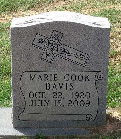 DAVIS, MARIE - Halifax County, Virginia   MARIE DAVIS - Virginia Gravestone Photos