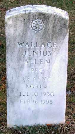 ALLEN, WALLACE JUNIUS - Hanover County, Virginia | WALLACE JUNIUS ALLEN - Virginia Gravestone Photos