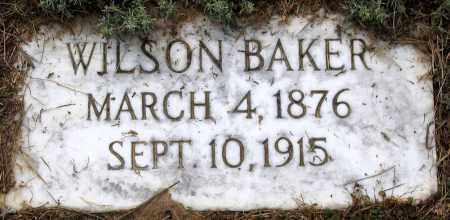 BAKER, WILSON - Hanover County, Virginia | WILSON BAKER - Virginia Gravestone Photos