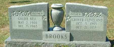 BROOKS, GOLDIE BELL - Hanover County, Virginia | GOLDIE BELL BROOKS - Virginia Gravestone Photos