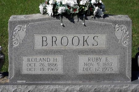 BROOKS, ROLAND H. - Hanover County, Virginia | ROLAND H. BROOKS - Virginia Gravestone Photos