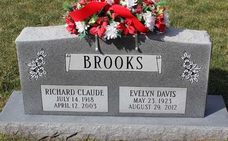 BROOKS, EVELYN - Hanover County, Virginia | EVELYN BROOKS - Virginia Gravestone Photos