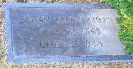 BROWN, SUSAN ELLEN - Hanover County, Virginia   SUSAN ELLEN BROWN - Virginia Gravestone Photos
