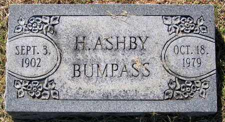 BUMPASS, H. ASHBY - Hanover County, Virginia | H. ASHBY BUMPASS - Virginia Gravestone Photos