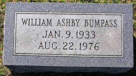 BUMPASS, WILLIAM ASHBY - Hanover County, Virginia | WILLIAM ASHBY BUMPASS - Virginia Gravestone Photos