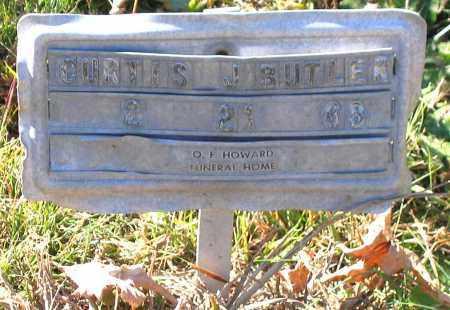 BUTLER, CURTIS J. - Hanover County, Virginia | CURTIS J. BUTLER - Virginia Gravestone Photos