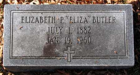 BUTLER, ELIZABETH P. - Hanover County, Virginia | ELIZABETH P. BUTLER - Virginia Gravestone Photos