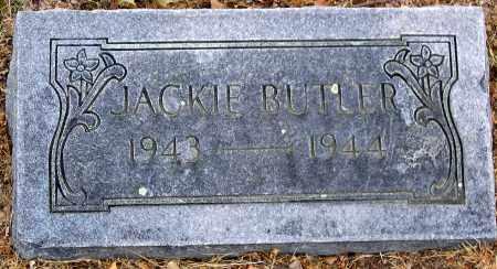 BUTLER, JACKIE - Hanover County, Virginia | JACKIE BUTLER - Virginia Gravestone Photos