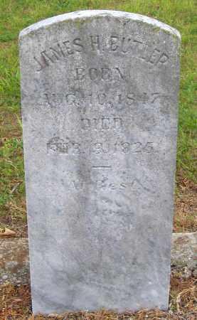 BUTLER, JAMES H. - Hanover County, Virginia | JAMES H. BUTLER - Virginia Gravestone Photos