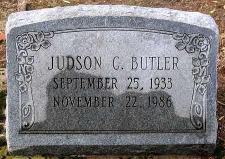 BUTLER, JUDSON C. - Hanover County, Virginia | JUDSON C. BUTLER - Virginia Gravestone Photos