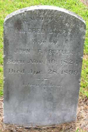 BUTLER, MILDRED OTERA - Hanover County, Virginia | MILDRED OTERA BUTLER - Virginia Gravestone Photos