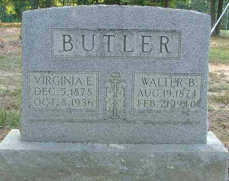 BUTLER, VIRGINIA E. - Hanover County, Virginia | VIRGINIA E. BUTLER - Virginia Gravestone Photos
