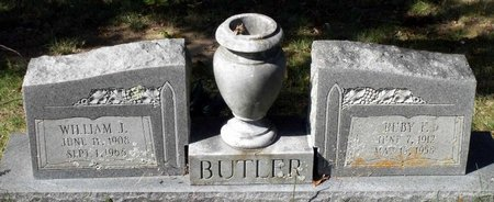 BUTLER, WILLIAM J. - Hanover County, Virginia | WILLIAM J. BUTLER - Virginia Gravestone Photos