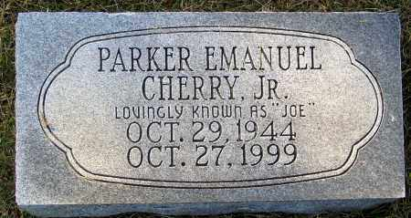 CHERRY, PARKER EMANUEL - Hanover County, Virginia | PARKER EMANUEL CHERRY - Virginia Gravestone Photos