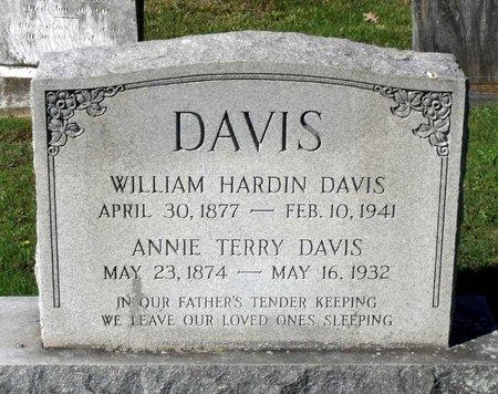 DAVIS, ANNIE ROBERTA - Hanover County, Virginia | ANNIE ROBERTA DAVIS - Virginia Gravestone Photos