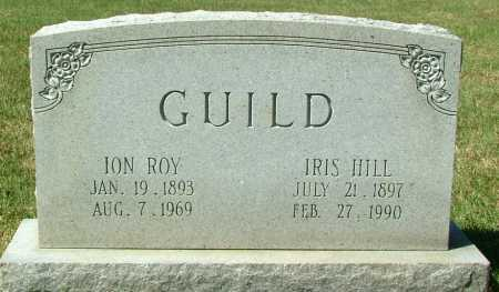 GUILD, IRIS - Hanover County, Virginia | IRIS GUILD - Virginia Gravestone Photos