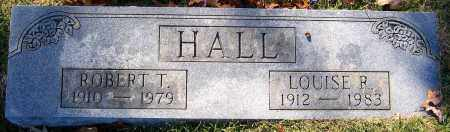 HALL, LOUISE R. - Hanover County, Virginia | LOUISE R. HALL - Virginia Gravestone Photos