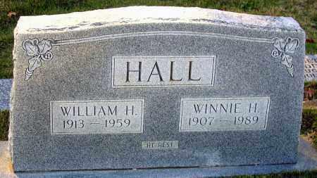 HALL, WILLIAM H. - Hanover County, Virginia | WILLIAM H. HALL - Virginia Gravestone Photos