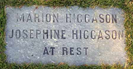 HIGGASON, JOSEPHINE - Hanover County, Virginia | JOSEPHINE HIGGASON - Virginia Gravestone Photos