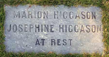 HIGGASON, MARION - Hanover County, Virginia | MARION HIGGASON - Virginia Gravestone Photos