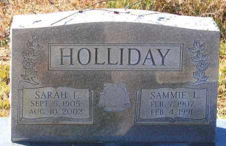 HOLLIDAY, SAMMIE L. - Hanover County, Virginia | SAMMIE L. HOLLIDAY - Virginia Gravestone Photos