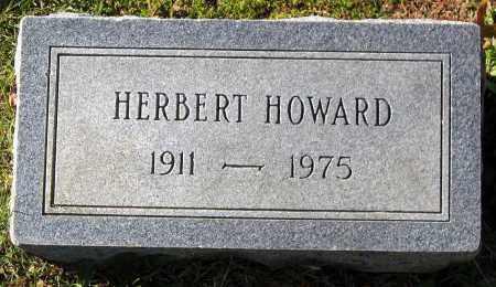 HOWARD, HERBERT - Hanover County, Virginia | HERBERT HOWARD - Virginia Gravestone Photos