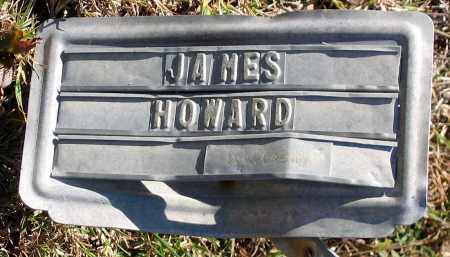 HOWARD, JAMES - Hanover County, Virginia | JAMES HOWARD - Virginia Gravestone Photos