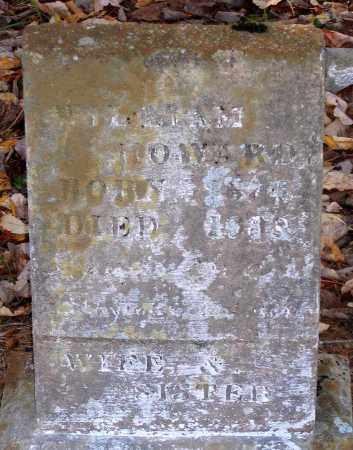 HOWARD, WILLIAM - Hanover County, Virginia | WILLIAM HOWARD - Virginia Gravestone Photos