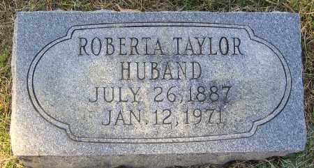 HUBAND, ROBERTA - Hanover County, Virginia | ROBERTA HUBAND - Virginia Gravestone Photos