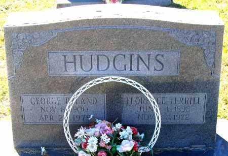 HUDGINS, FLORENCE - Hanover County, Virginia | FLORENCE HUDGINS - Virginia Gravestone Photos